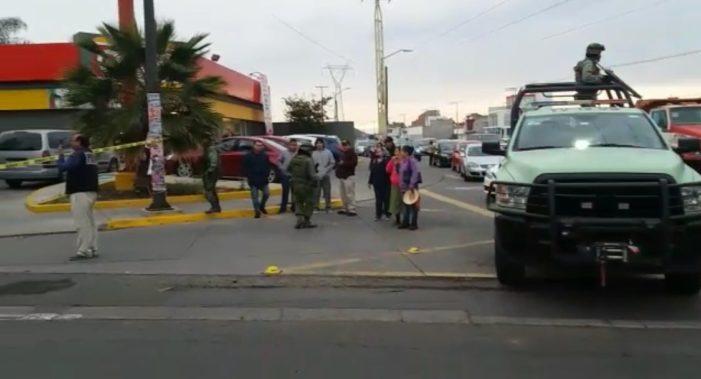 Sicarios asesinan al jefe de seguridad física de refinería de Pemex en Salamanca