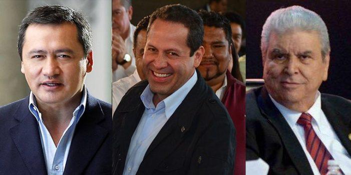 Chapulines, parientes, hijos e 'impresentables' serán candidatos del PRI al Senado
