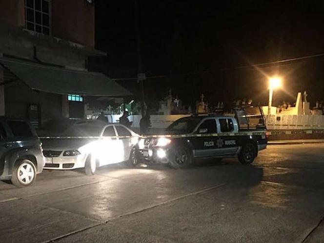Acribillan a 2 policías en Apaseo el Alto, Guanajuato