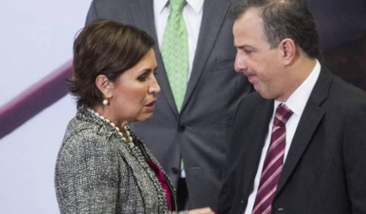 Rosario Robles José Antonio Meade Sedesol