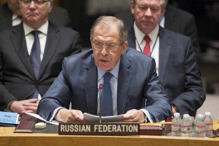 Canciller ruso niega vínculos con AMLO y acusa 'rusofobia'