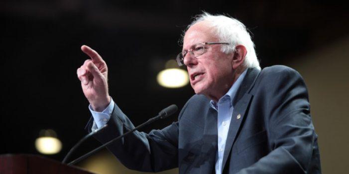 Bernie Sanders llama a Nueva rebeldía global