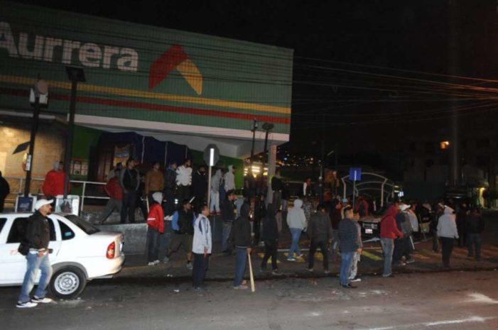 Suman más de 80 detenidos por saqueos en Edomex