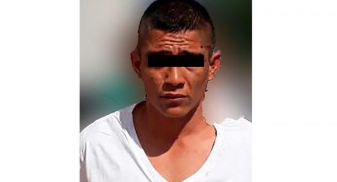 Detienen a presunto violador serial de nueve mujeres