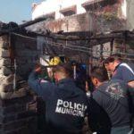 Dos menores mueren calcinados tras quedar encerrados en su casa en Valle de Chalco