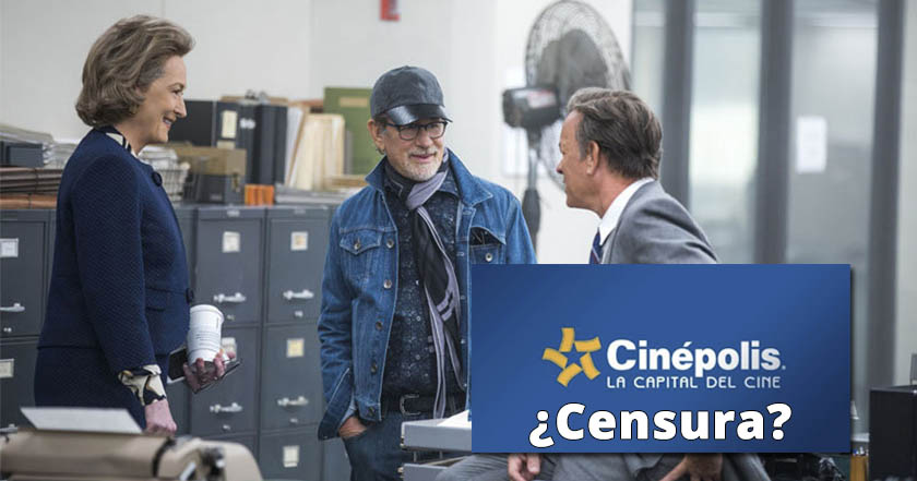 Cinépolis The Post Spielberg