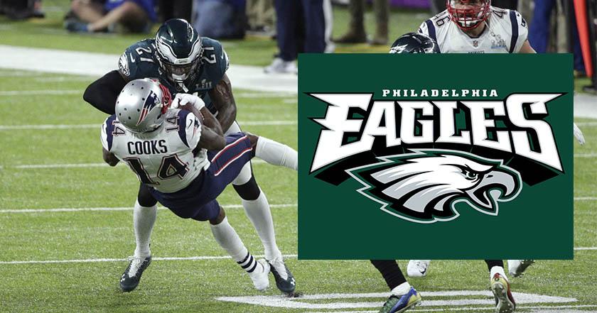 Águilas de Filadelfia son los ganadores del Super Bowl 52