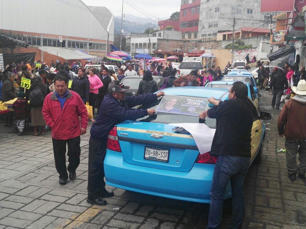 Acusa AMLO de querer imponer gobernadores en Veracruz y Puebla