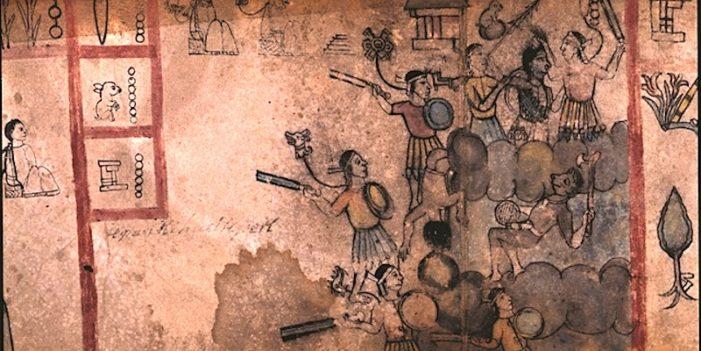 "Códice Cuaxicala de Huauchinango a ""Memoria del Mundo"" de UNESCO"