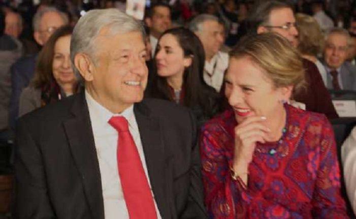 Si AMLO gana, por primera vez México tendría una 'primera dama' con doctorado