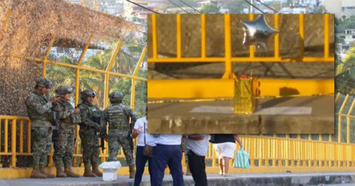 Acapulco: Dejan siniestro 'regalo de San Valentín': una cabeza humana