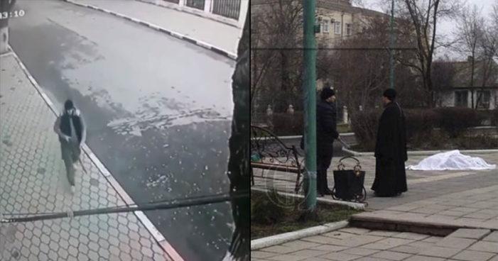 Al menos 5 muertos tras ataque de ISIS a festividad en Rusia (Video, imágenes)