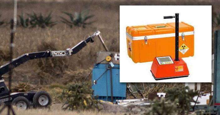 Alerta en 7 estados tras el robo de una fuente radioactiva de alto riesgo