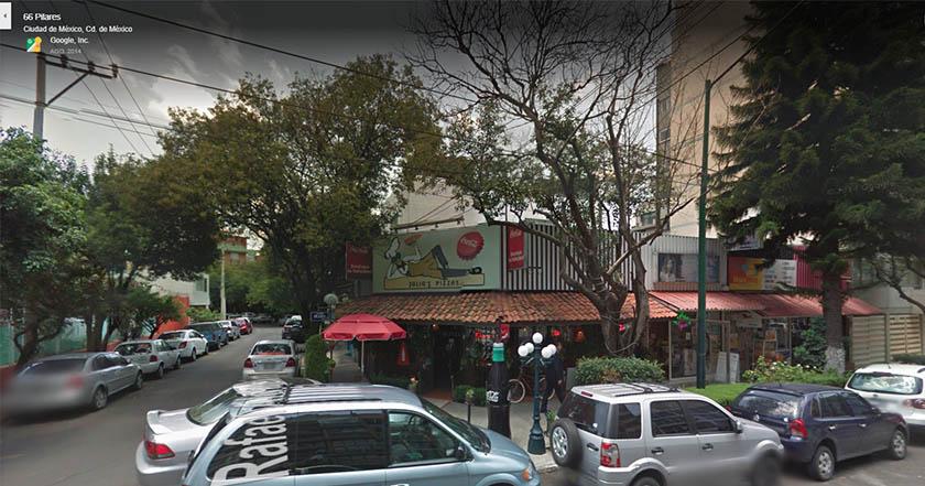 CDMX: Asaltan a clientes de pizzería en la Benizo Juárez