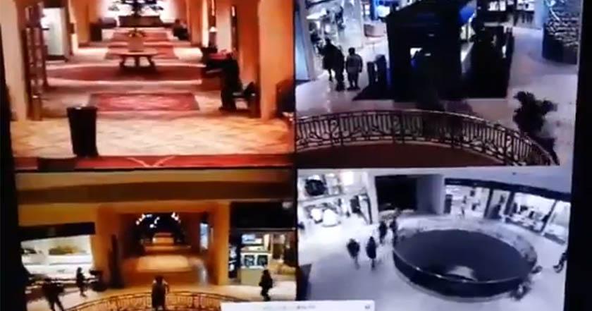 Caen 9 mexicanos que robaron joyería en Uruguay