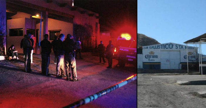 Chihuahua: Grupo armado asesina a seis en 'club gallístico'; menores y mujeres entre las víctimas