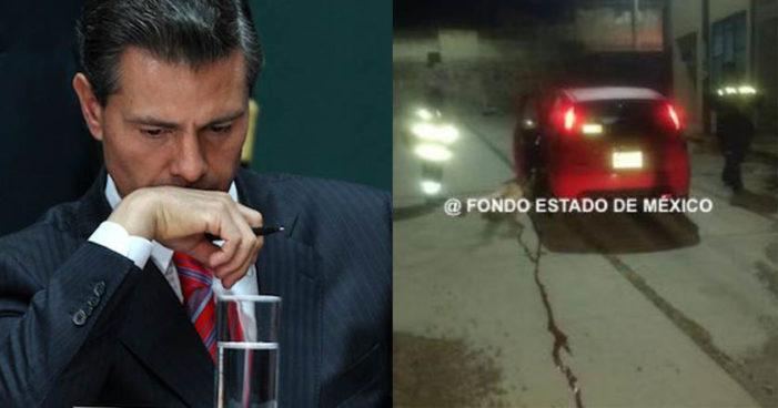 Confirman asesinato de tío de Peña Nieto en Atlacomulco
