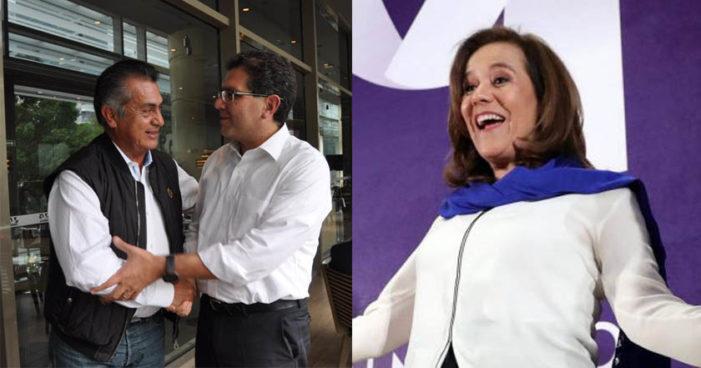 Margarita Zavala negociará alianza con 'Bronco' y 'Jaguar'; 'Yo no descarto nada'