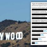 El 94 por ciento de las mujeres en Hollywood ha sido víctima de acoso sexual