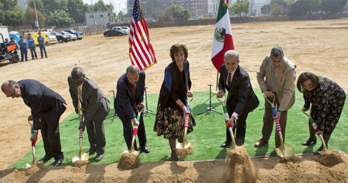 Embajada de EU más grande estará en México, la misma constructora quiere hacer el muro de Trump