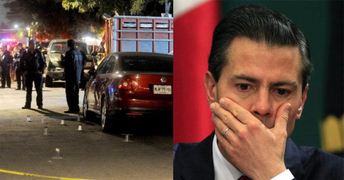 Fue asesinado un tío de Peña Nieto y no su primo, aclara Fiscalía de Edomex