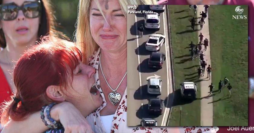tiroteo en una secundaria de Florida