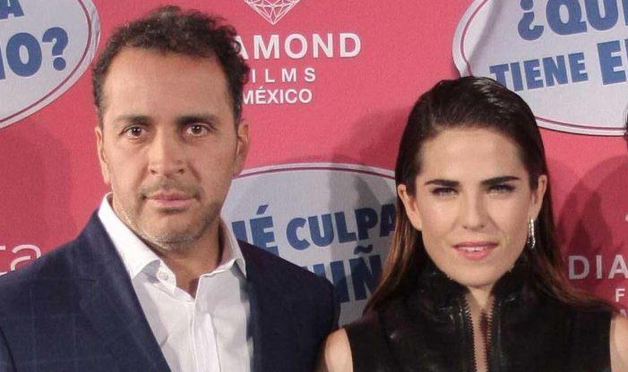 Gustavo Loza: 'llegué a tener relación y compartí hotel con Karla Souza; eso no me hace un violador'