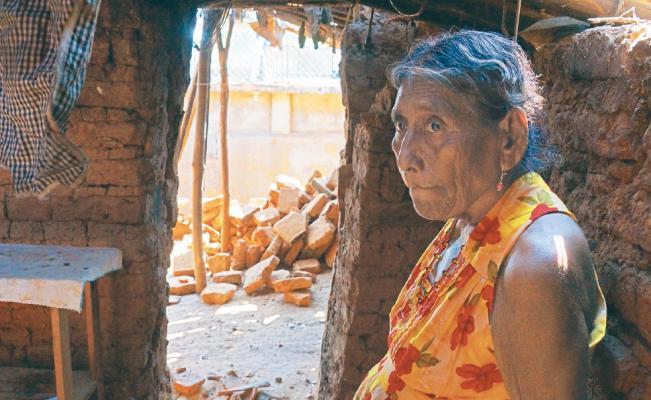 Más de 680 daños en Oaxaca por sismos; piden declarar emergencia
