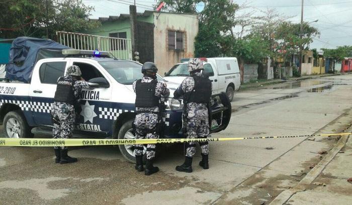 Sicarios irrumpen en velorio de 'El Papá' y ejecutan a familia en Coatzacoalcos