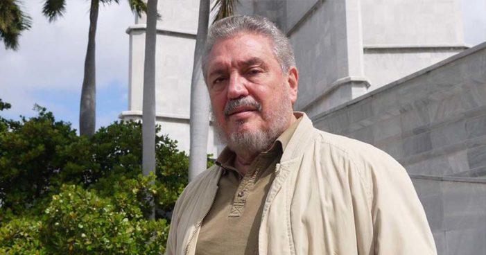 Prensa cubana informa del suicidio del hijo mayor de Fidel Castro