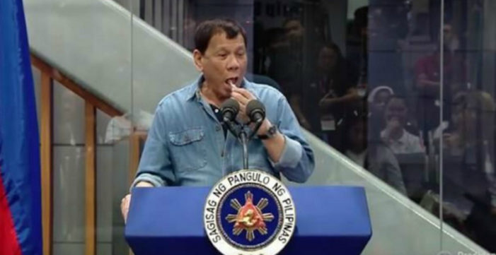 Filipinas en emergencia por VIH, su Presidente se burla de uso del condón