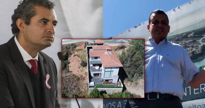 Priista que denunció casa de 15 mdp de Ochoa Reza reta a que lo demande