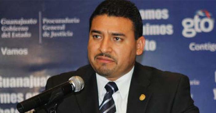 Guanajuato: Arman balacera y dejan mensaje en casa de familiares del procurador