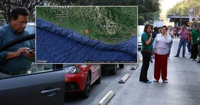 Van 827 réplicas del sismo del viernes en Pinotepa Nacional (Videos, imágenes)