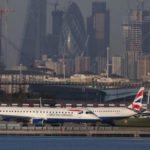 Cierra aeropuerto de Londres por hallazgo de bomba de la II Guerra Mundial