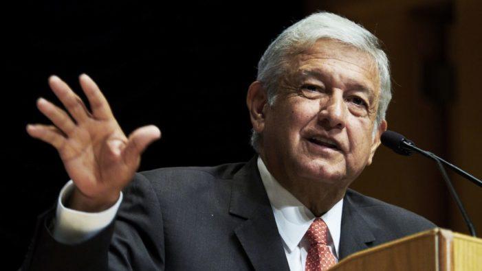 López Obrador confirma que asistirá a los 3 debates organizados por INE