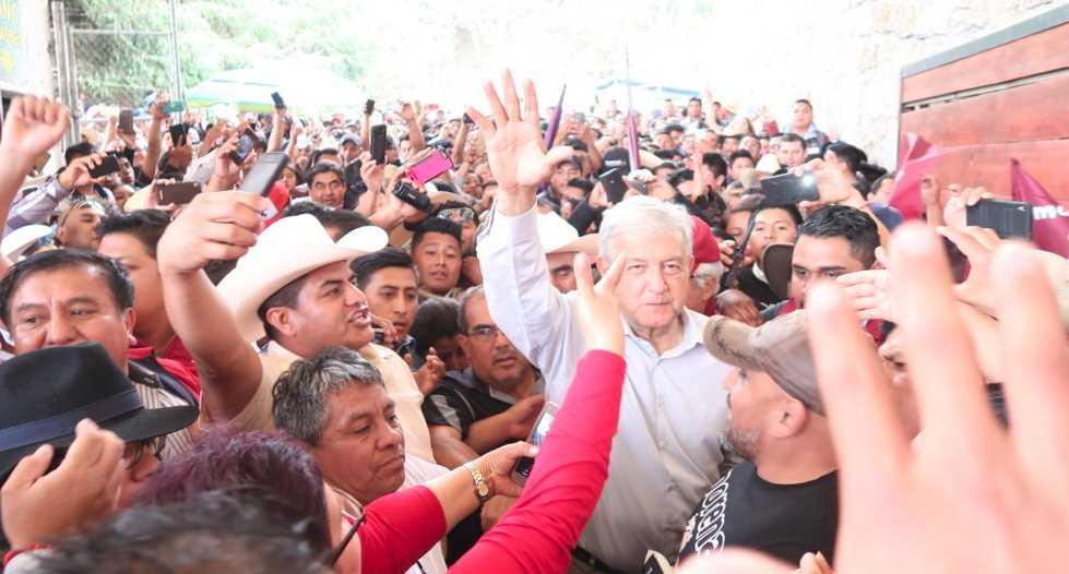 No privatizaremos el agua, hidroeléctricas a consulta con los pueblos: AMLO