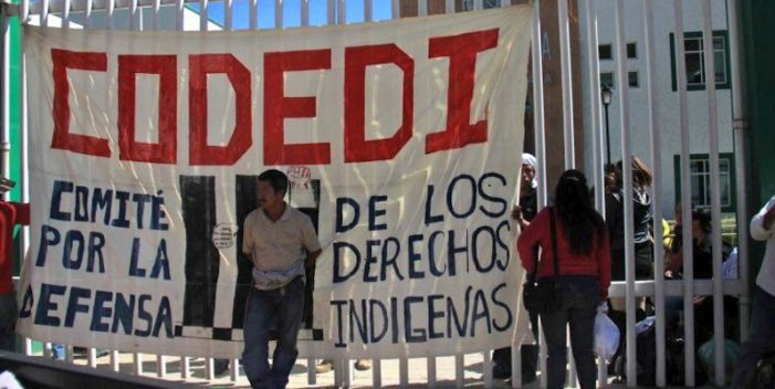 Miahuatlán, Oaxaca: Asesinan a tres miembros de CODEDI -Xinca