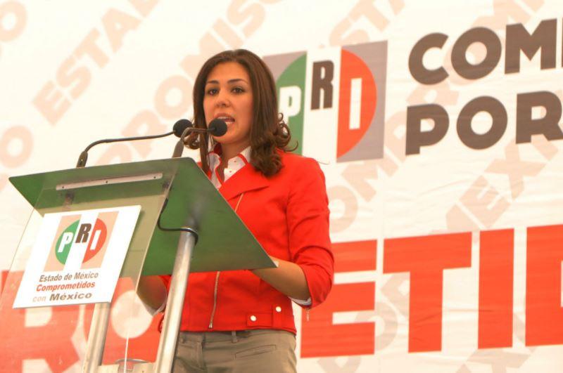 Alcaldesa de Tlalnepantla rechaza cobrar 500 mil pesos al mes