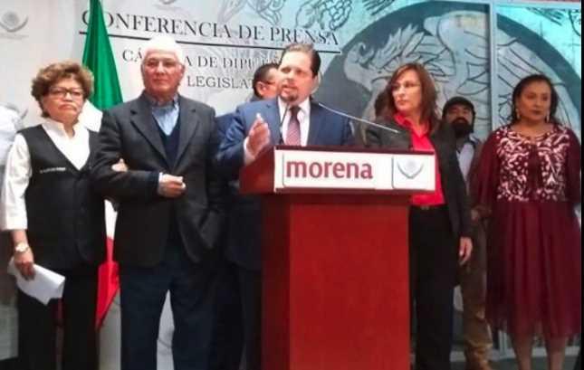 Otniel García se unirá a campaña de López Obrador