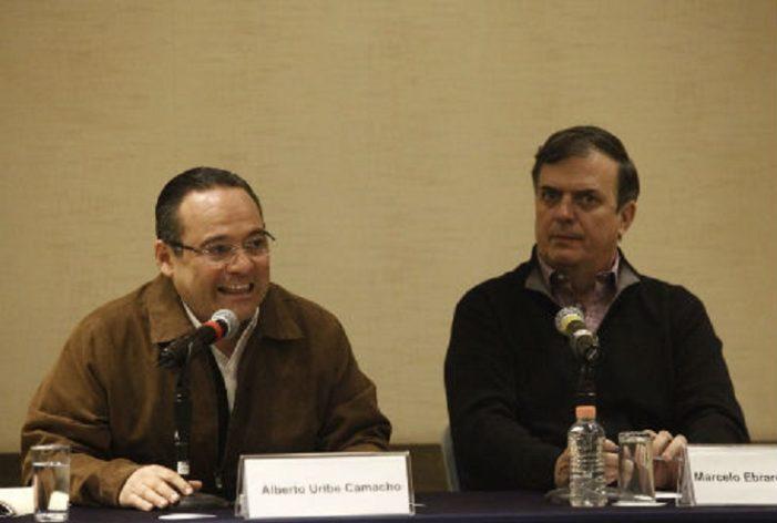 Coordinador de campaña de Enrique Alfaro renuncia; Ebrard lo suma con AMLO