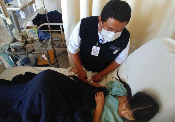 Personal de enfermería de hospital de Oaxaca sigue trabajando aún sin sueldo