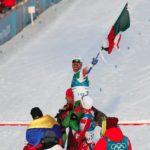 Terminó en último lugar y aun así el mexicano Germán Madrazo fue recibido como héroe