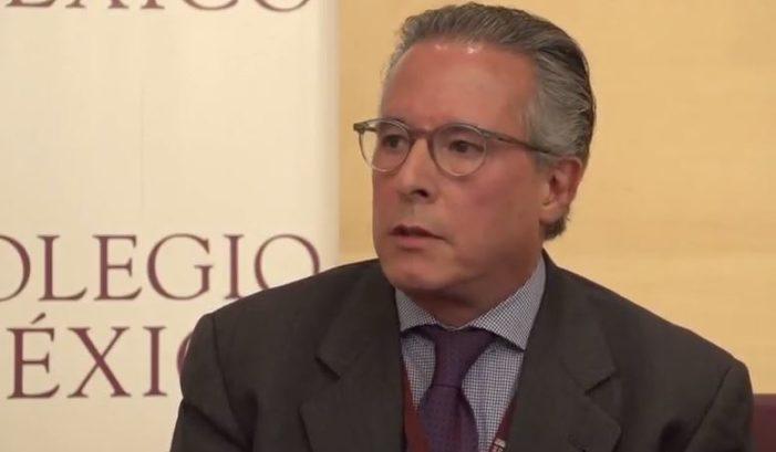 Murió Gonzalo Aguilar Zinser, abogado y fundador del Proyecto Desarma México
