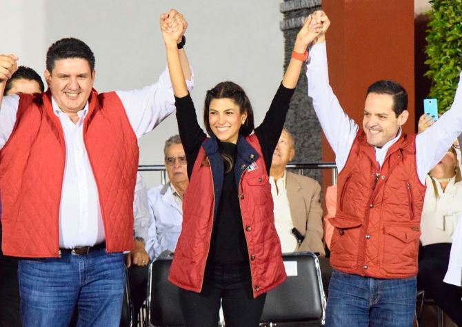 Hija de Beltrones es elegida como candidata del PRI rumbo al Senado