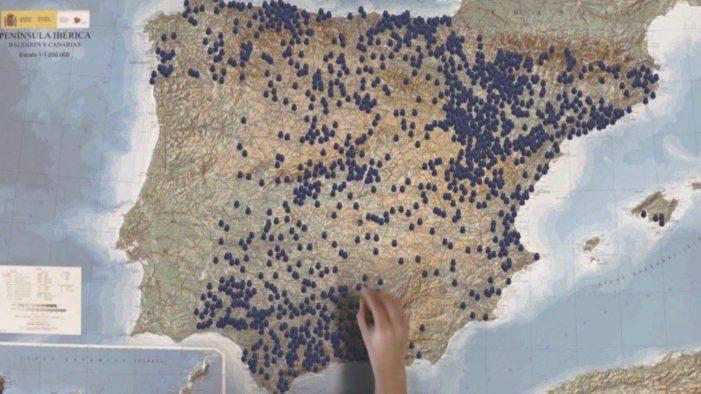 España, fosas comunes del Franquismo solo superadas por Camboya