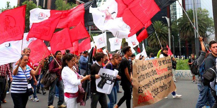 """Manifiesto """"Todos contra la reforma laboral"""" propuesta por CTM-CROC"""