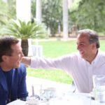 Julio César Chávez se reune con Meade y ciudadanos lo destrozan en redes