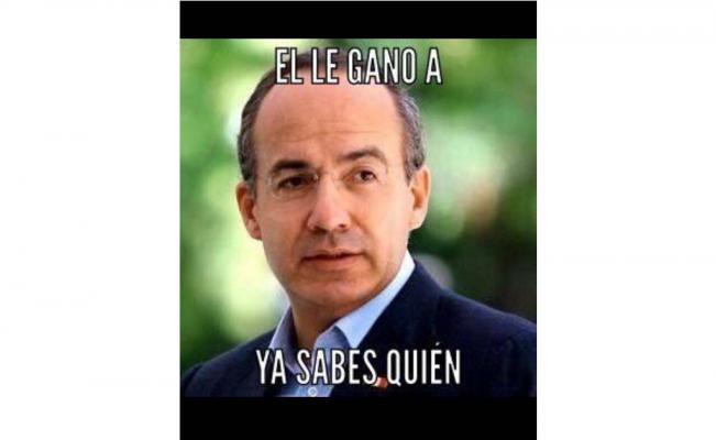 Para levantar a Margarita, Felipe Calderón se burla de AMLO en Twitter