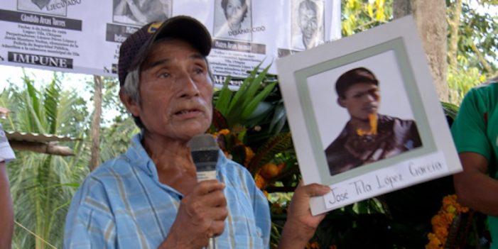 Ejército y crímenes de lesa humanidad: casos José Tila y Gilberto Jimenez